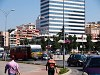 Bus at Tirana
