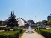 Tirana, Enver Hoxha piramisa (végülis nem ide temették el)