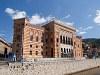 Szarajevo - a Nemzeti Könyvtár