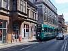 Sarajevo - tram donated by Amsterdam