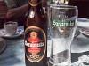 Brown Sarajevsko beer