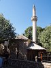 A small mosque with a Minaret at Mostar