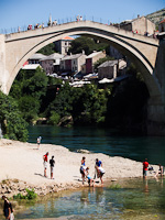 Mostar - Old bridge