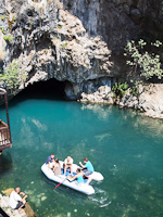 Blagaj, the spring of the Buna river