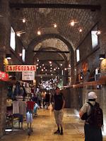 Sarajevo - the Bazaar of Gazi Husrev beg