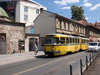 Sarajevo - Tatra type K2 tram