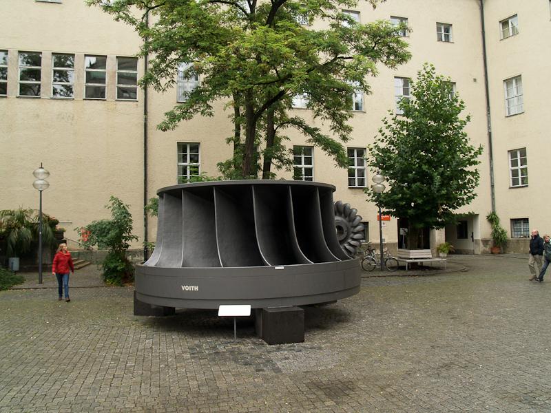 Technisches Museum München fotó