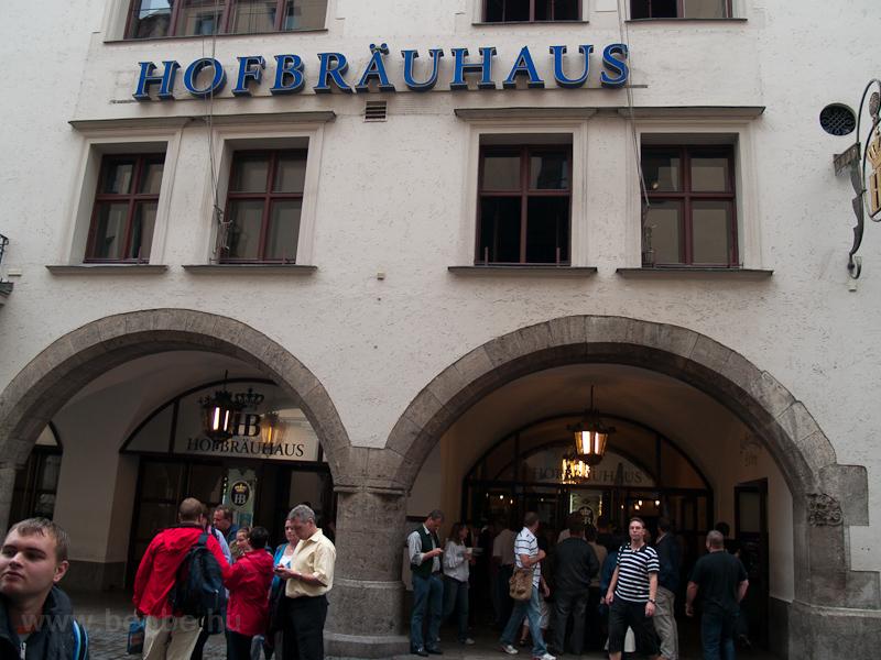 München - Hofbrauhaus fotó