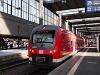 A DB 440 703-7 München Hauptbahnhof állomáson