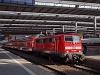 A DB 111  053-5 München Hauptbahnhof állomáson
