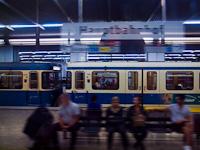 A MVG Baureihe A 7140+6230 Hauptbahnhofonn