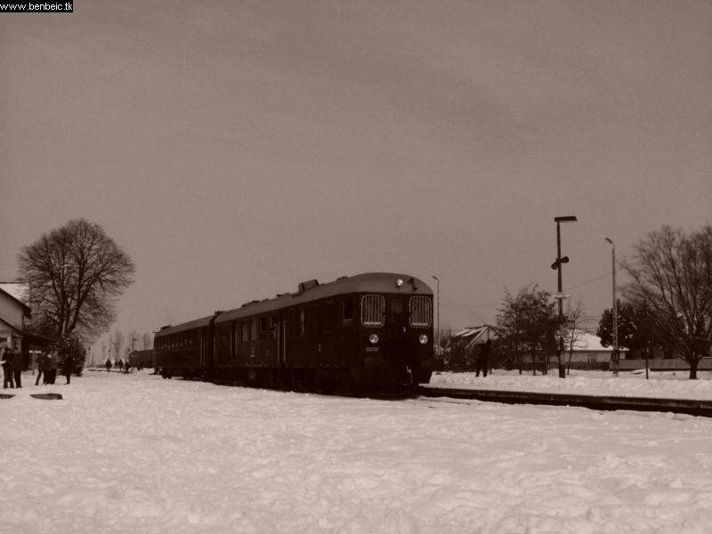 Ócsa station photo