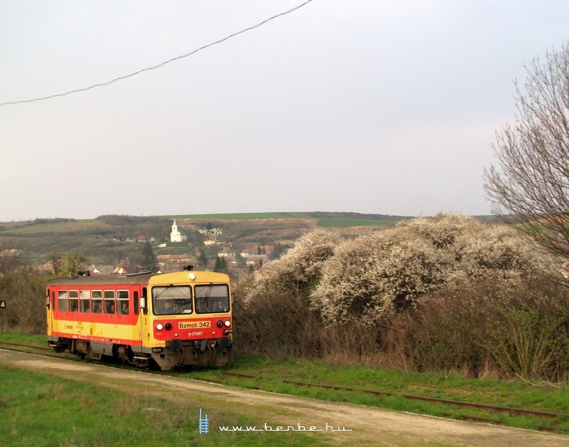 Bzmot 342 near Galgagyörk photo