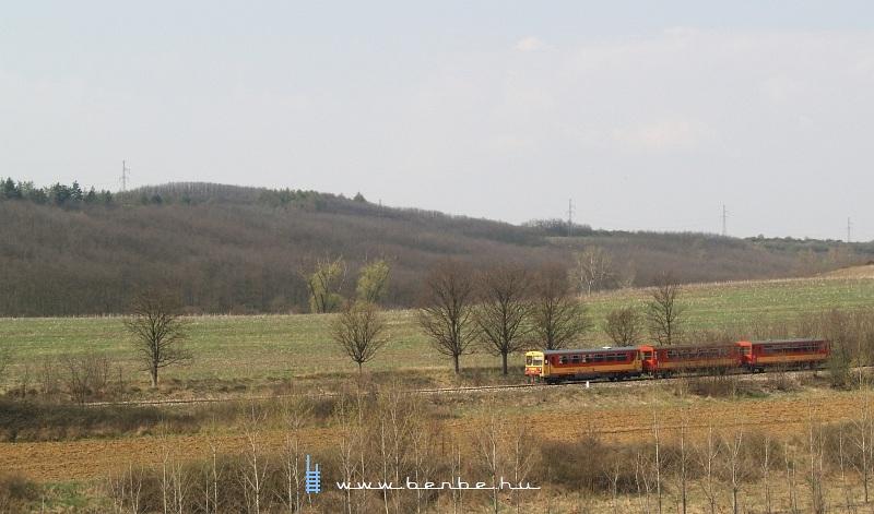 Ismeretlen Bzmot Magyarnándor és Becske alsó között fotó