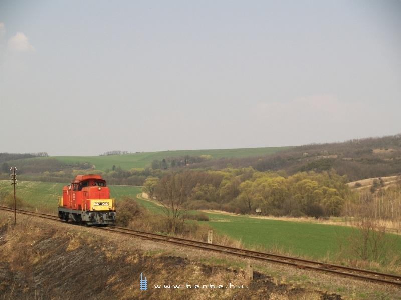 M47 2032 Magyarnándor és Becske alsó között fotó