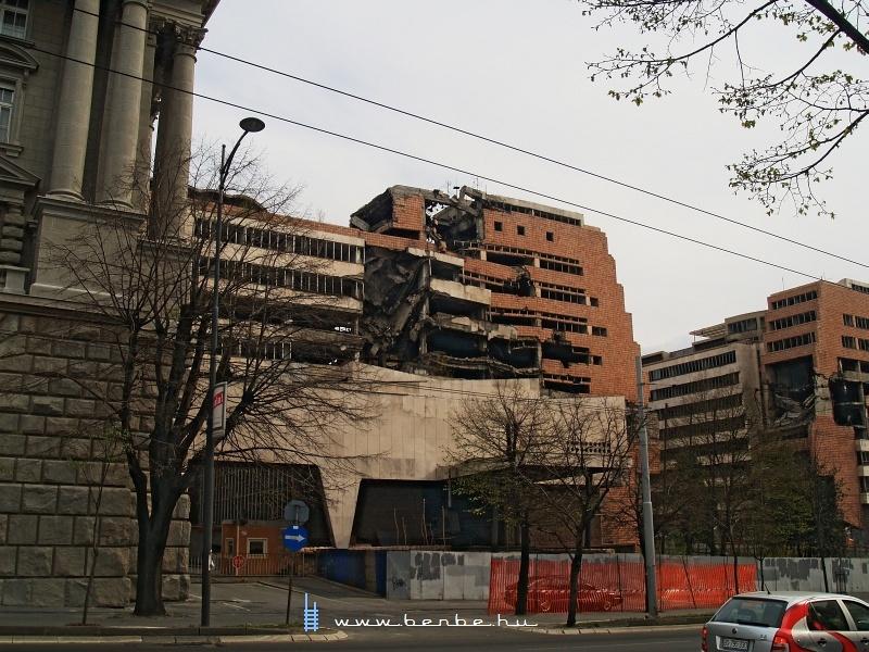 Belgrád fotó