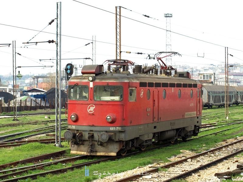 441-710 Belgrádban fotó