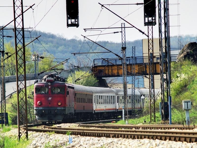 444-030 Rakovica és Topcider között fotó
