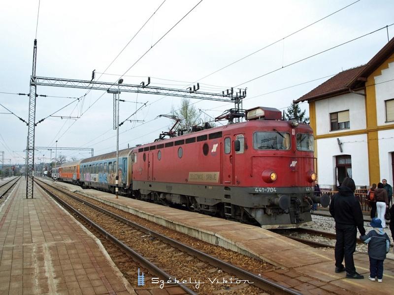 441-704 Péterváradon fotó