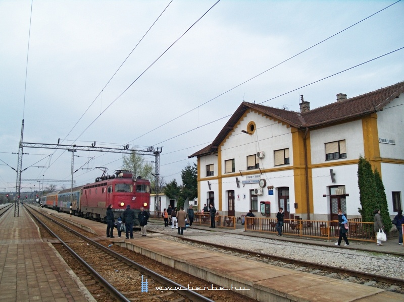 441-704 Péterváradon (Петроварадин, Szerbia) fotó