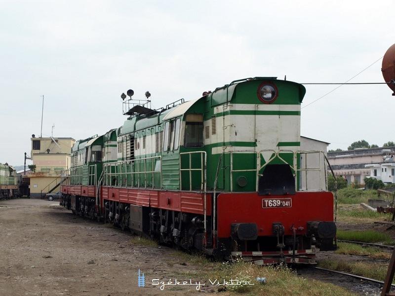 T669 1041 Shkozetben fotó