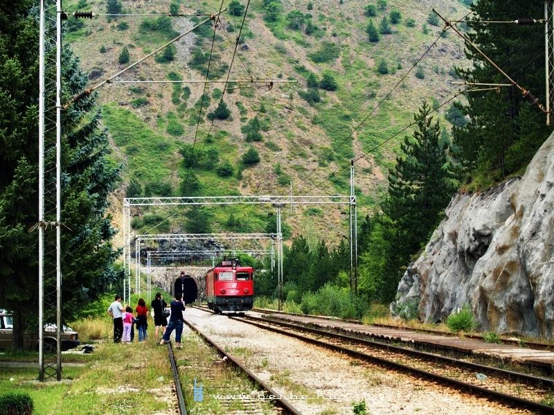 461-107 Zlatibor forgalmi kitérõben fotó
