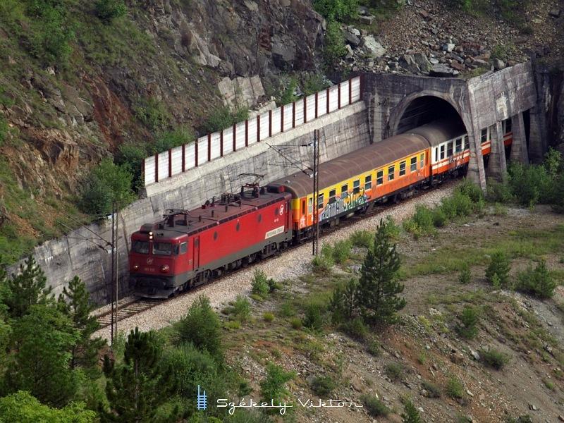 461-155 Zlatibor elõtt fotó
