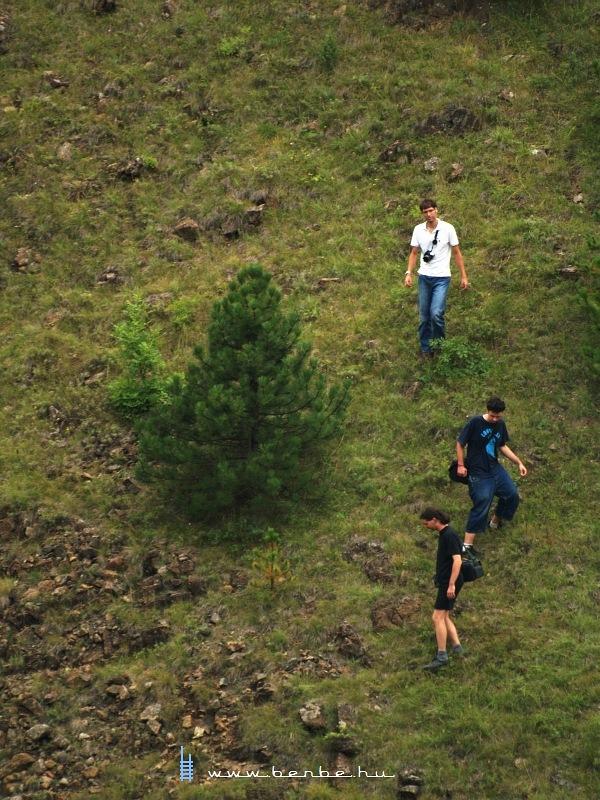 Hegymászás Zlatiborban fotó