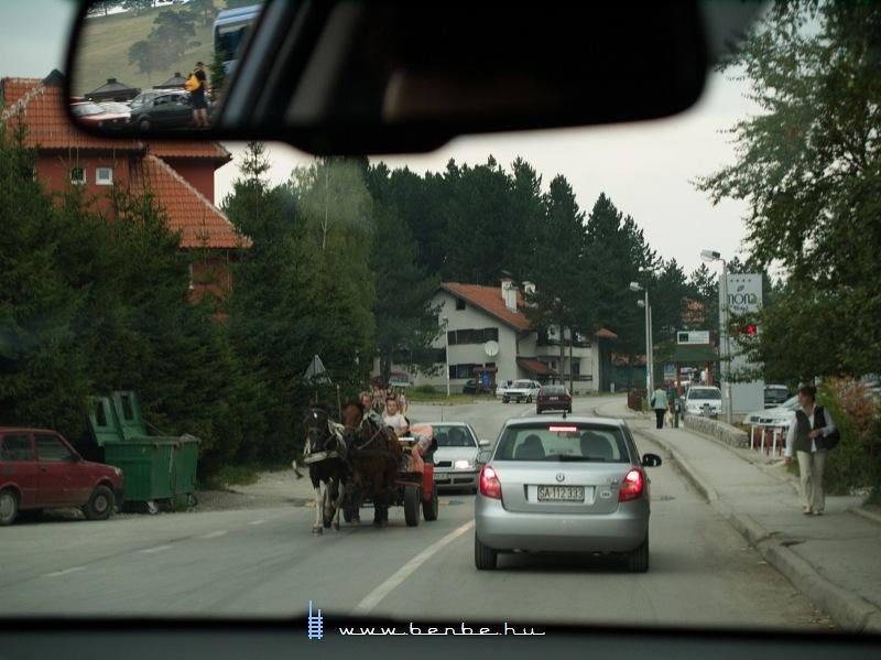 Hangulatkép Zlatiborból fotó