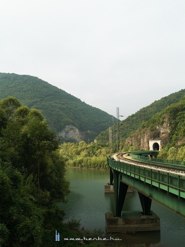 Híd Bistricánál fotó