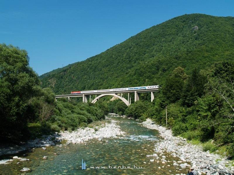 A Podgorica IC Mojkovactól délre fotó