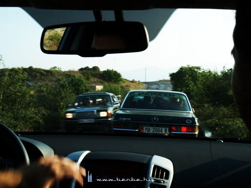 Mercedesek, ha találkoznak fotó