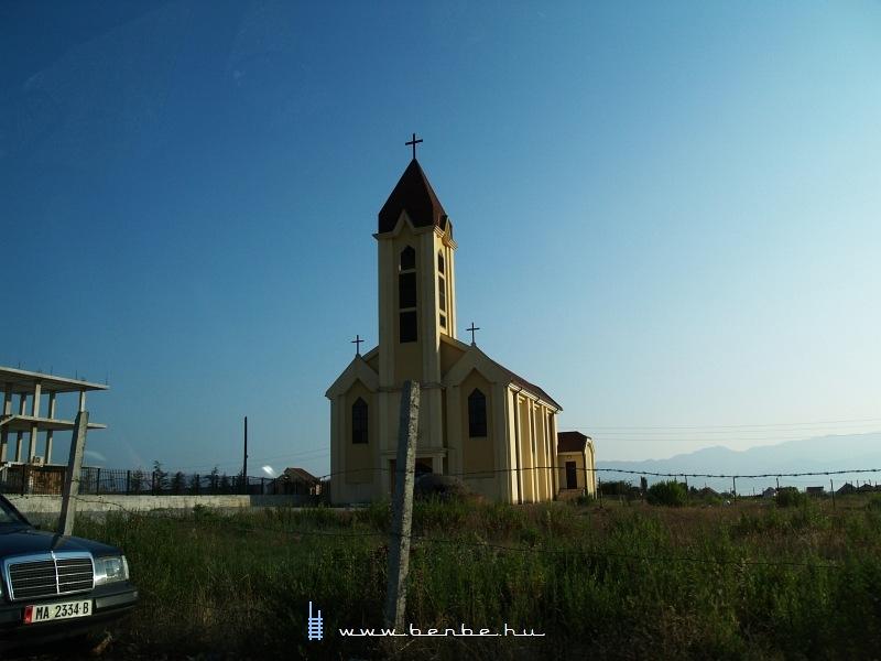 Templom Koplikban fotó