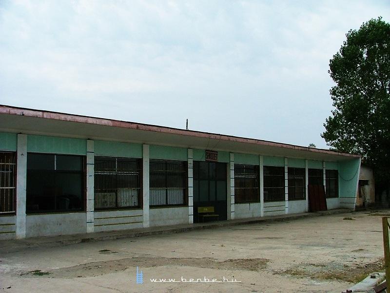 Shkozet állomás fotó