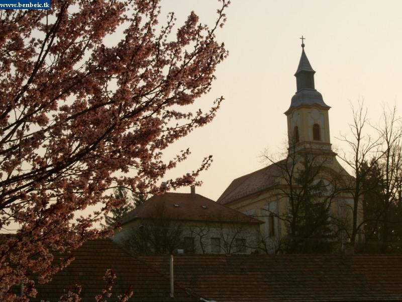 Berkenye temploma fotó