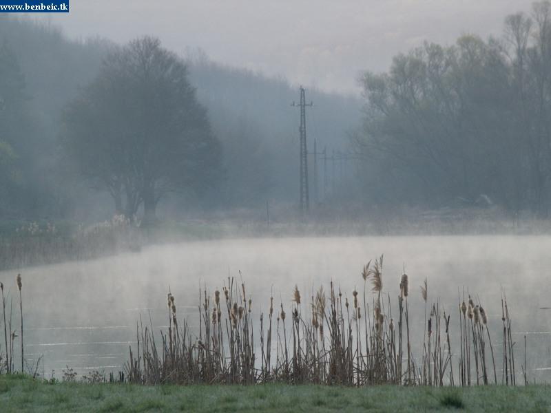A berkenyei víztározó fotó