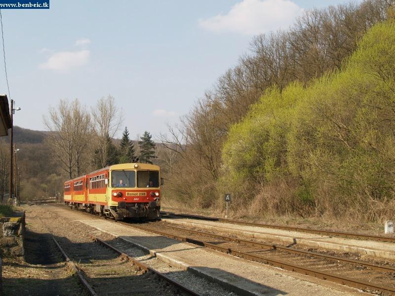 Bzmot 298 Szokolyán fotó