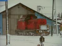 M43 1081 áll Balassagyarmaton