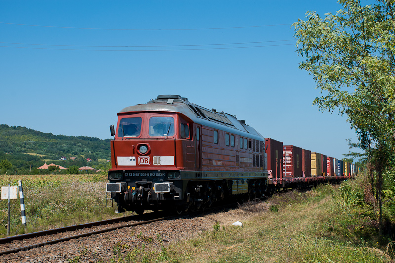 The DB Schenker 651 005-6 s picture