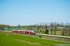 A MÁV-START 415 040 Hatvani kavicsbánya és Jászfényszaru között