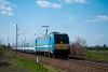 The MÁV-START 480 002 seen between Tápiógyörgye and Újszász