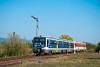 The MÁV-START 416 025 seen at Jobbágyi