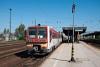 The MÁV-START 416 005 seen at Hatvan
