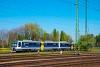 A MÁV-START 415 002, 431 111, 431 095 és a 415 006 Hatvan állomáson
