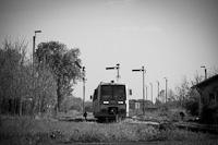 The MÁV-START 416 034 seen at Apc-Zagyvaszántó