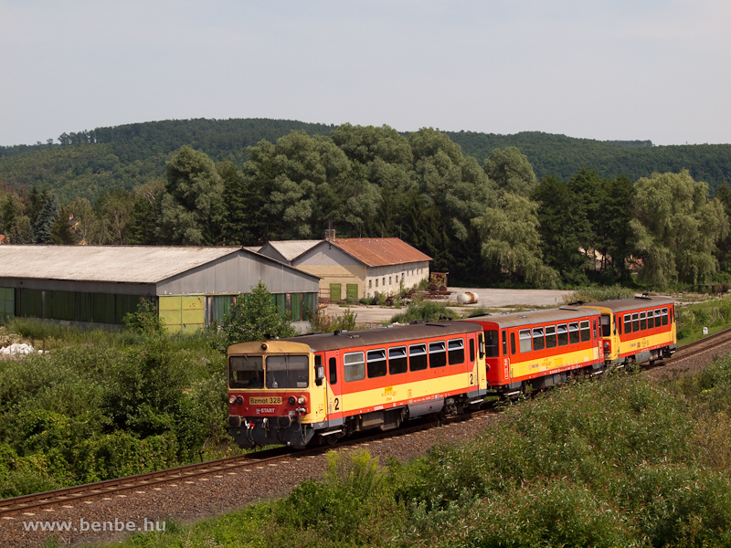 The Bzmot 328 between Büdöskútpuszta and Szendrő photo