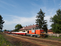The 478 304 at Szendrő