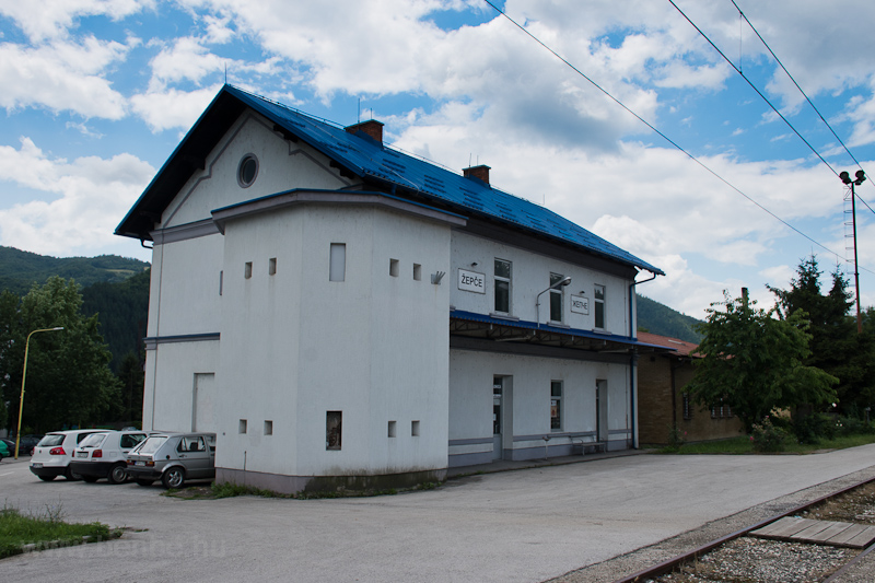 Žepče station photo