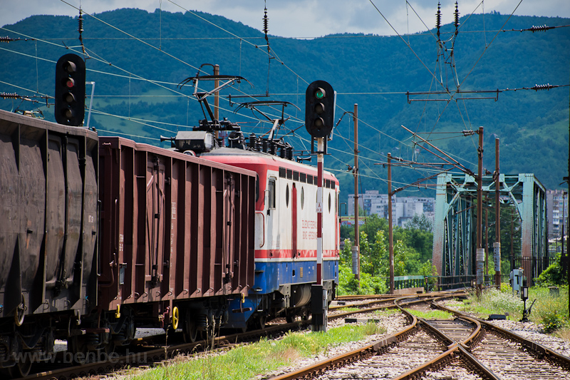 The ŽFBH 441 910 seen  photo