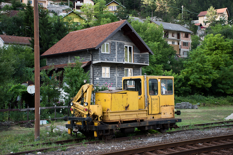 The ŽFBH TMD 136 seen  photo